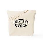 Jamestown New York Tote Bag