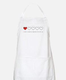 Spend My Remaining Life With Apron