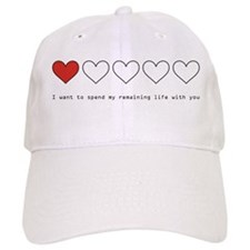 Spend My Remaining Life With Baseball Cap
