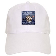 Come Sail Away Baseball Cap