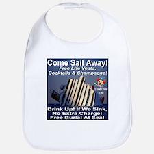 Come Sail Away Bib