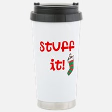 Stuff it! Travel Mug