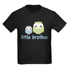 Blue/Green Little Brother Owl T