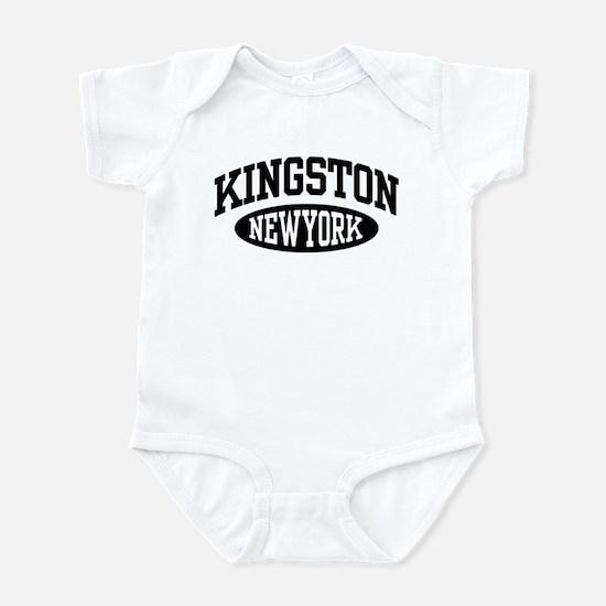 Kingston New York Infant Bodysuit