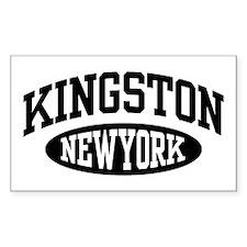 Kingston New York Decal