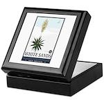 National Parks - White Sands 2 1 Keepsake Box