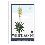 National Parks - White Sands 2 1 Large Poster