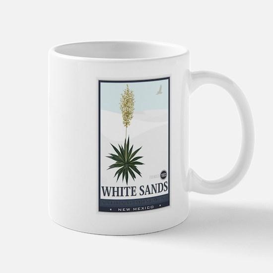 National Parks - White Sands 2 1 Mug