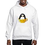 Coffee penguin Hooded Sweatshirt
