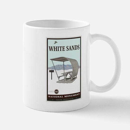 National Parks - White Sands 4 Mug
