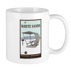 National Parks - White Sands 4 Mug