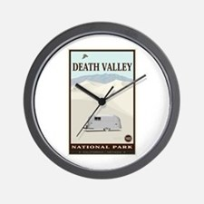 National Parks - Death Valley 1 Wall Clock