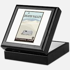 National Parks - Death Valley 1 Keepsake Box