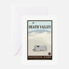 National Parks - Death Valley 1 Greeting Card