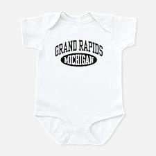 Grand Rapids Michigan Infant Bodysuit