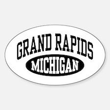 Grand Rapids Michigan Decal