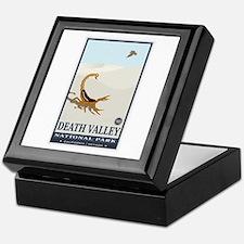 National Parks - Death Valley 2 Keepsake Box