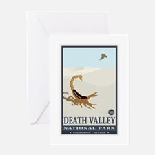 National Parks - Death Valley 2 Greeting Card