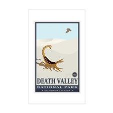 National Parks - Death Valley 2 Decal