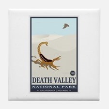 National Parks - Death Valley 2 Tile Coaster
