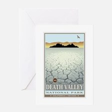 National Parks - Death Valley 3 Greeting Card
