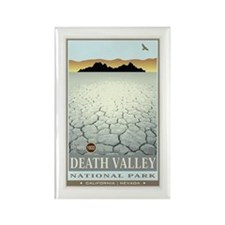 National Parks - Death Valley 3 Rectangle Magnet