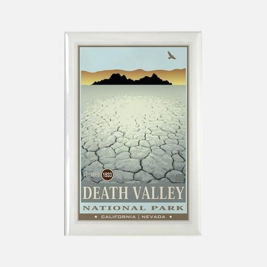 National Parks - Death Valley 3 Rectangle Magnet