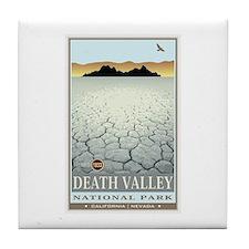 National Parks - Death Valley 3 Tile Coaster