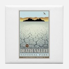National Parks - Death Valley 3 Tile Coaster