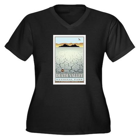 National Parks - Death Valley 3 Women's Plus Size
