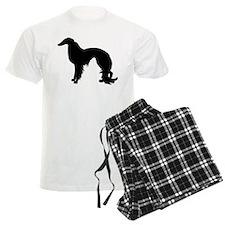 Irish Setter Silhouette Pajamas