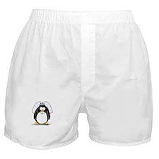 Bride penguin Boxer Shorts