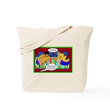Bibi Sports Comic Tote Bag