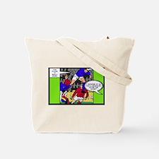 Bibi Soccer Sports Tote Bag