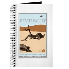 National Parks - Death Valley 4 Journal