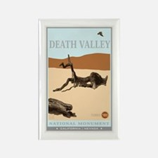 National Parks - Death Valley 4 Rectangle Magnet