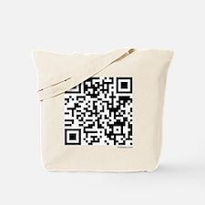 Mrs. Edward Cullen QR Code Tote Bag