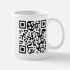 Mrs. Edward Cullen QR Code Mug