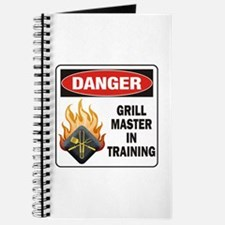 Grill Master Journal