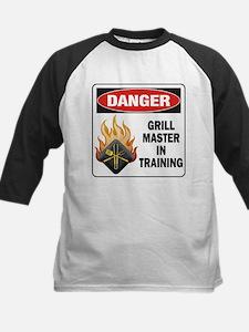Grill Master Kids Baseball Jersey