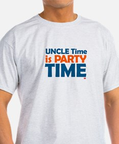 Uncle Time is Party Time T-Shirt