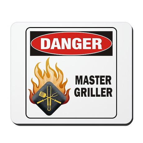 Master Griller Mousepad