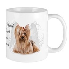 Angel Yorkie Mug