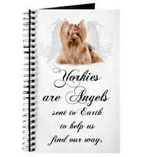 Angel Yorkie Journal
