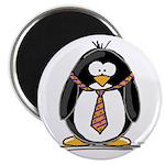 Bad Tie penguin Magnet
