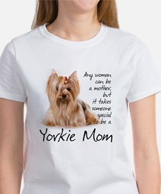 Yorkie Mom Women's T-Shirt