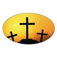 Crosses Decal
