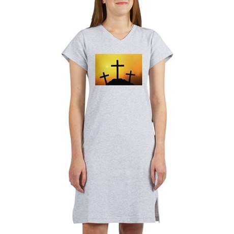 Crosses Women's Nightshirt