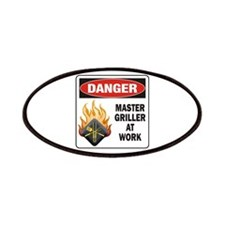Master Griller Patches