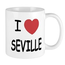 I heart seville Mug